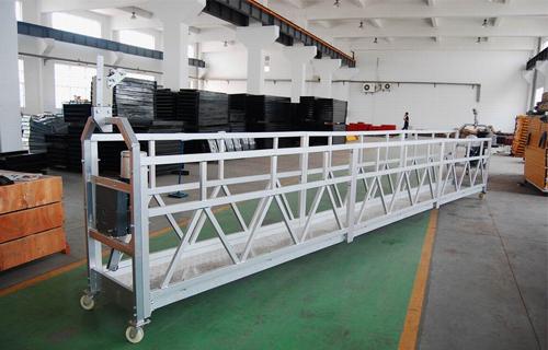 建筑工程吊篮常见的维护保养方法